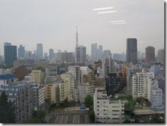 オフィスからは東京タワーも見える
