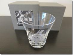 松井咲子さん選定グラス